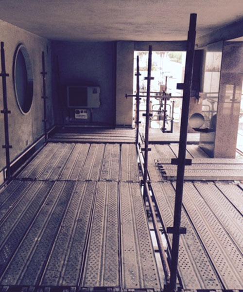 Caixas de Escada / Elevadores