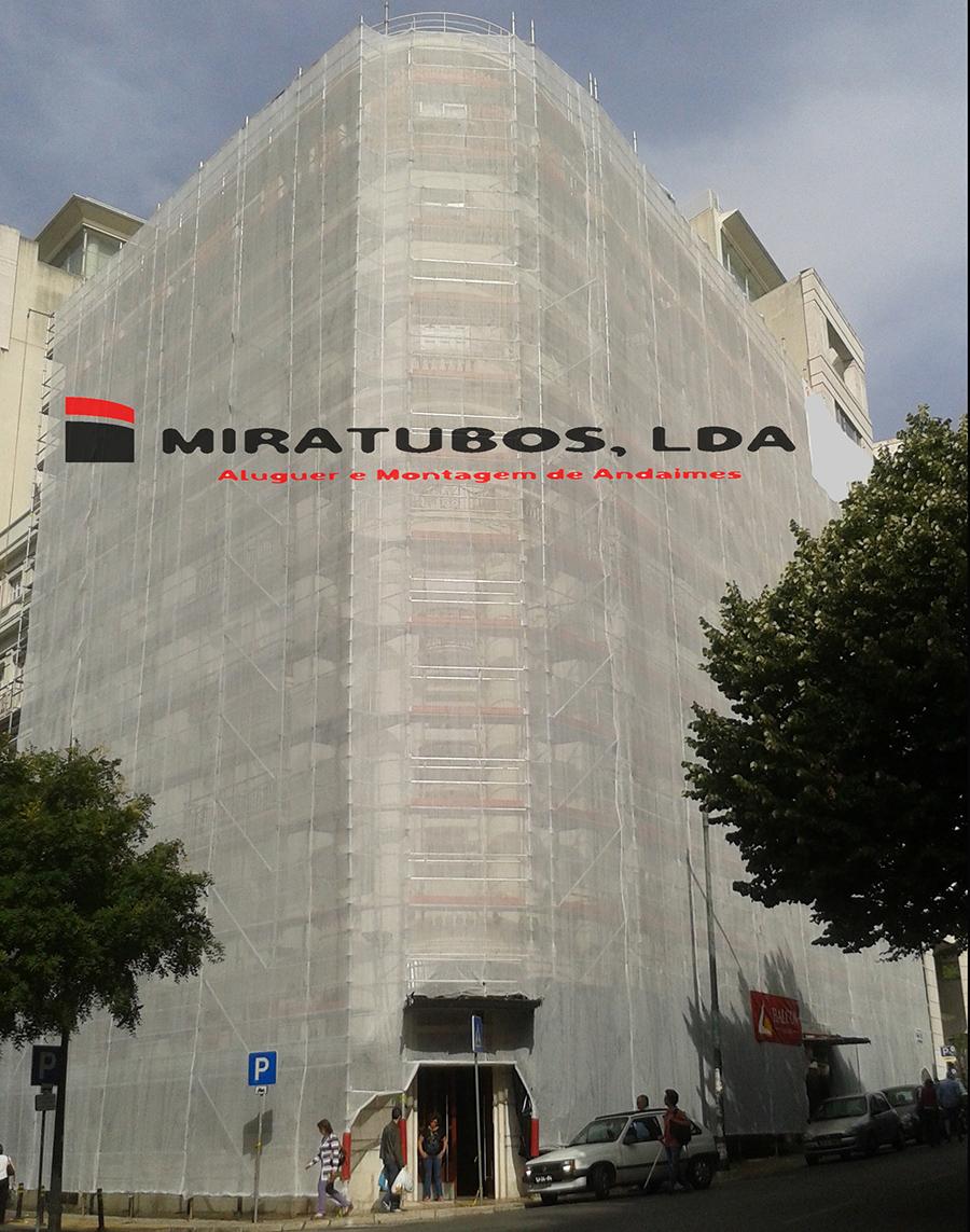 Andaimes Miratubos